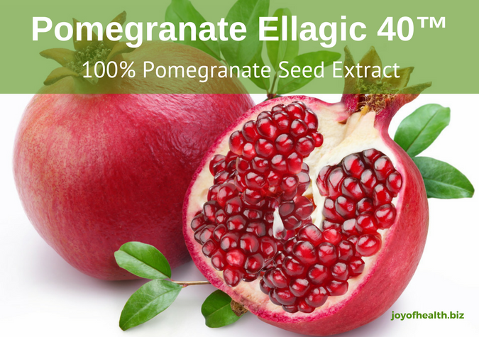 100% Pomegranate Seed Extract